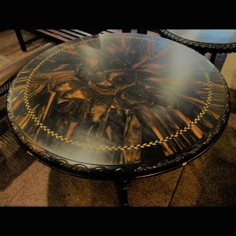 Calamander Table Large