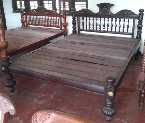 Double Bed 72 X 78