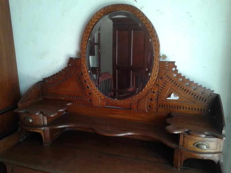 Dressing Table Jackwood