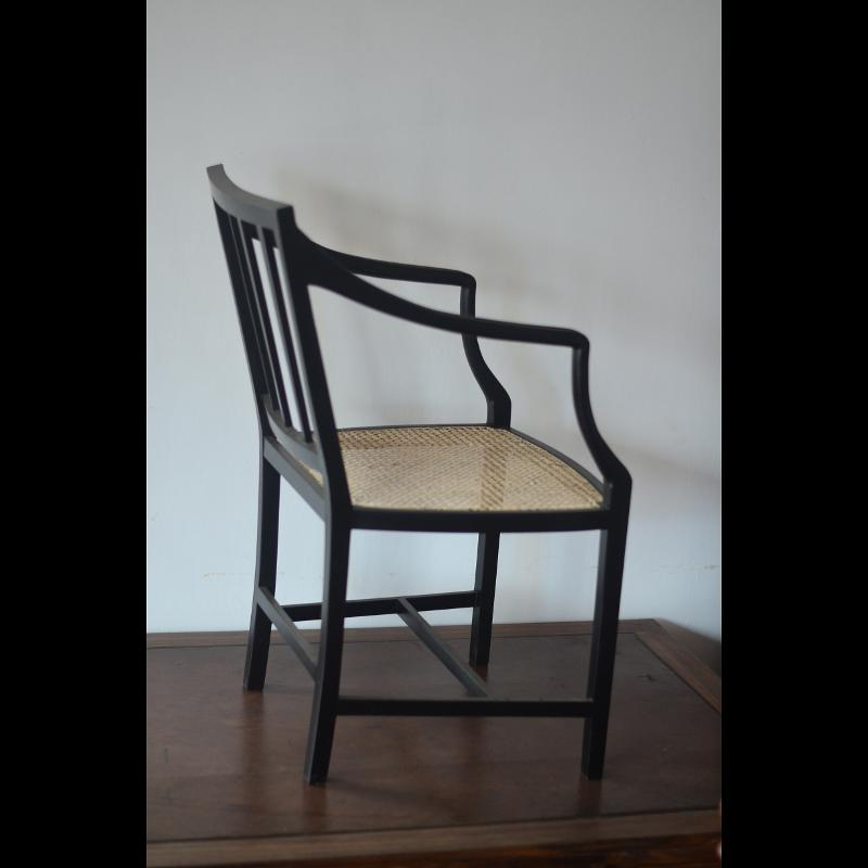 Ebony Chairs