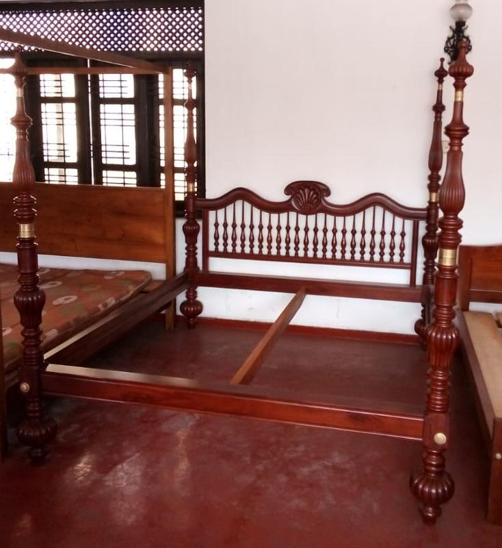 Jackwood four poster bed