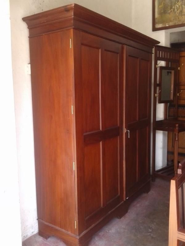 Jackwood Wardrobe | Almirah | Cupboard