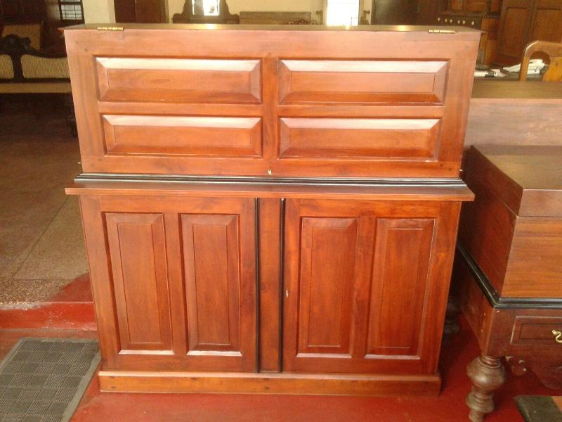 Jackwood antique cupboard