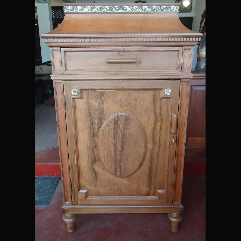 Liquor Cabinet - Antique