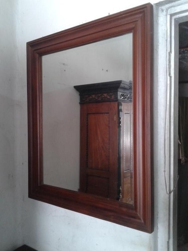 Mirror Table Jackwood