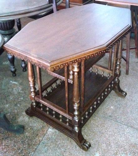 Burma Teak Center Table - Original Piece
