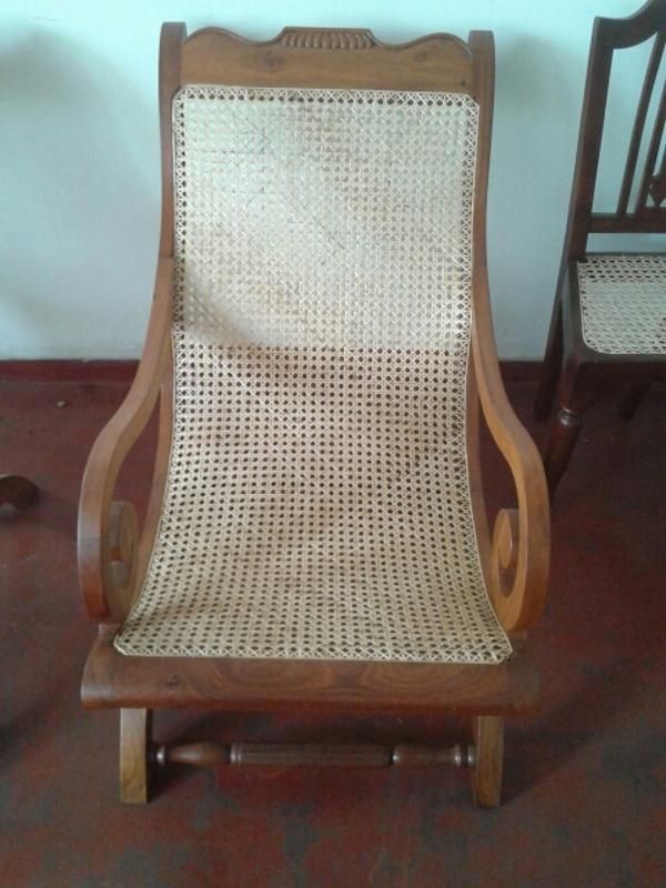 Teak easy chair - Veranda chair